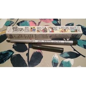 Карандаш для глаз theBalm Автоматический MR. Write (now) eyeliner pencil фото