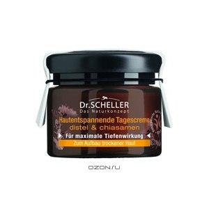 Крем для лица Dr.Scheller Дневной для сухой кожи с маслом чертополоха фото