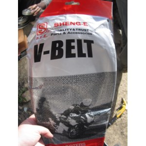 Ремень вариатора SHENG-E для скутера фото