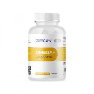 БАД Geon omega + lycopene 90 капсул фото
