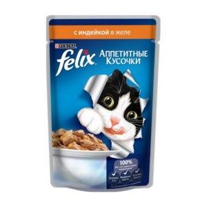 FELIX Аппетитные Кусочки фото