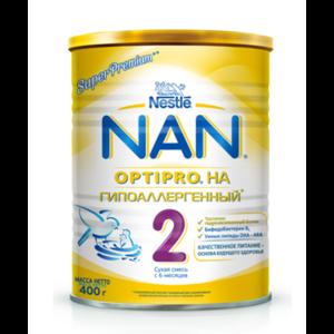 Детская молочная смесь Nestle NAN Гипоаллергенный фото