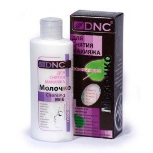 Молочко для снятия макияжа DNC Освежающее фото