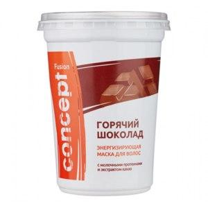 Маска для волос CONCEPT Concept Fusion Маска горячий шоколад фото