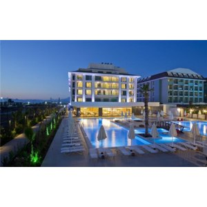 TUI DAY&NIGHT Connected Club Life Belek 5*, Турция, Белек фото