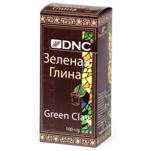 Глина косметическая DNC Зеленая фото