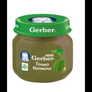 Пюре Gerber  брокколи фото