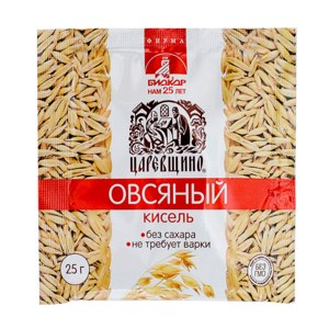 БАД ООО Фирма «Биокор» «Овсяный кисель «Царевщино» фото