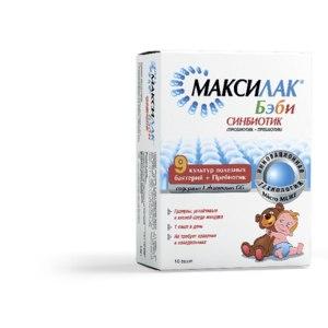 Синбиотик Genexo Sp. z.o.o. Максилак Бэби фото