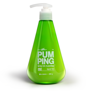 PERIOE Зубная паста освежающая Breath Care Pumping Toothpaste Свежесть трав фото