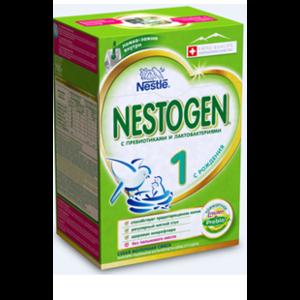 Детская молочная смесь Nestle Нестожен (Nestogen) с рождения фото