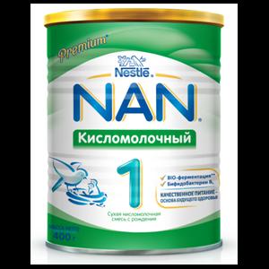 Детская молочная смесь Nestle NAN 1 кисломолочный с рождения фото