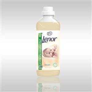 Кондиционер для белья Lenor концентрат для детской и чувствительной кожи фото