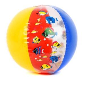 Fix Price Надувной мяч 40 см. фото