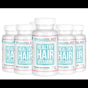 Витамины Hairburst Healthy Hair Vitamins фото