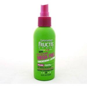 Спрей для волос Garnier Fructis Full&Plush фото