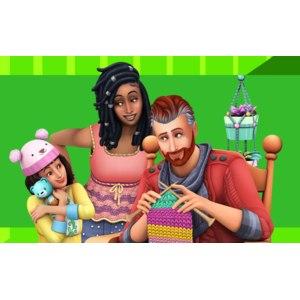 The Sims 4 Нарядные нитки фото