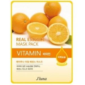 Тканевая маска для лица Jluna с витаминами фото