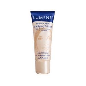 Матирующая база для макияжа лица Lumene Beauty Base Matifying Primer фото