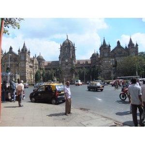 Индия. Мумбаи фото