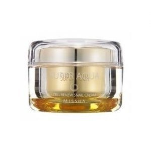 Крем для лица Missha Super Aqua Cell Renew Snail Cream с экстрактом улитки  фото