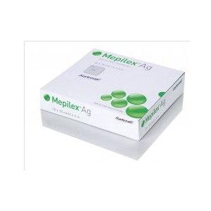 """Повязка абсорбирующая Mölnlycke Health Care (Швеция) """"Mepilex Ag"""" фото"""