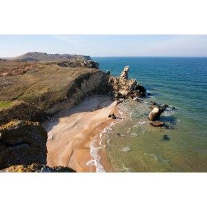 Россия, Крым, Генеральские пляжи. фото