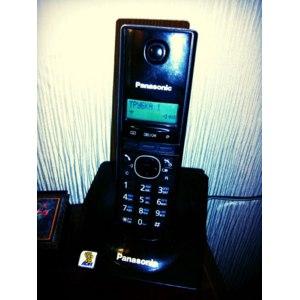 Радиотелефон Panasonic  DECT  KX-TG1711RUB  фото