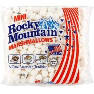 Десерт Rocky Mountain Конфета жевательная Marshmallows mini  фото