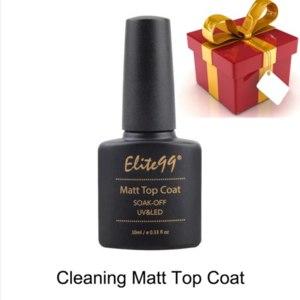 Топ для гель-лака Elite99 Matt Top Coat фото