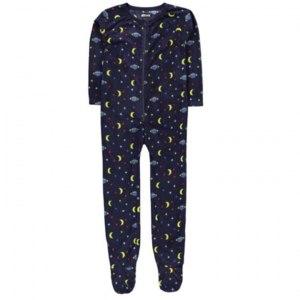 Пижама Sportdirect Crafted Fleece Star and Planet Onesie Junior Артикул №425200 р.5/6 фото