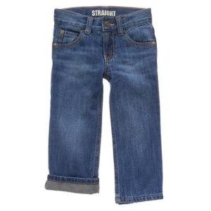 Джинсы Gymboree Fleece-Lined Straight Jeans Артикул №140160007 р.4Т фото
