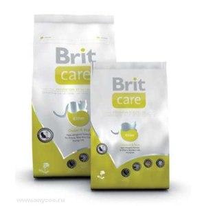 Brit Care Kitten Chicken & Rice - Брит корм для котят гипоаллергенный (цыпленок с рисом) фото