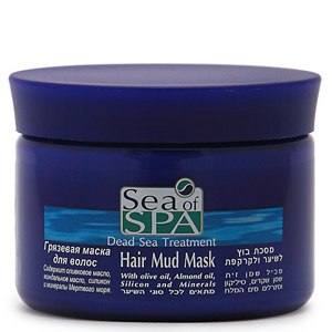 Маска для волос SEA of SPA Грязевая фото
