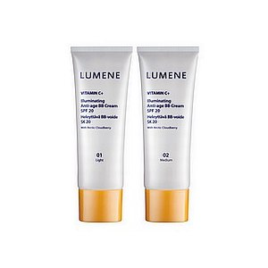 ВВ крем Lumene Vitamin C+ Illuminating Anti-age BB Cream SPF 20 фото
