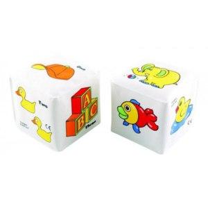 Canpol babies Мягкий кубик-погремушка фото