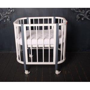 Кроватка SooHooKids Прямоугольная PAPPY фото