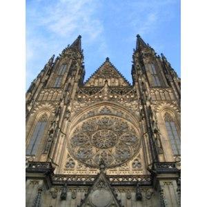 Собор Святого Вита, Прага, Чехия фото