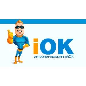 Сайт интернет-магазина «айОК» (iok.com.ua) фото