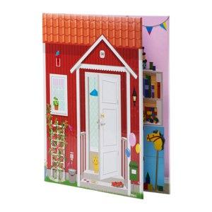 IKEA  SPEXA Домик для кукол арт. 202.579.71 фото