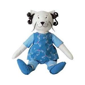 Кукла IKEA FABLER KATT арт. 601.327.43 фото