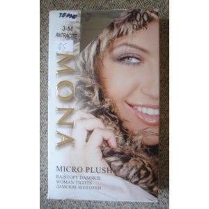 Термоколготки Mona Micro Plush 200 den фото