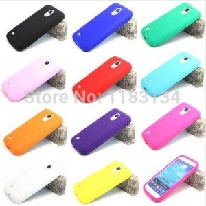 Чехол для мобильного телефона Aliexpress Силиконовый rubber soft silicone for samsung galaxy s4 mini i9190 фото
