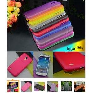 Чехол для мобильного телефона Aliexpress Тонкий пластиковый чехол for Samsung Galaxy S4 mini i9190 i9195,10 colors. Model Number: SA154-SA163  фото