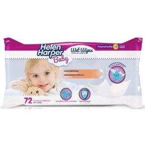 Влажные салфетки Helen Harper Baby фото
