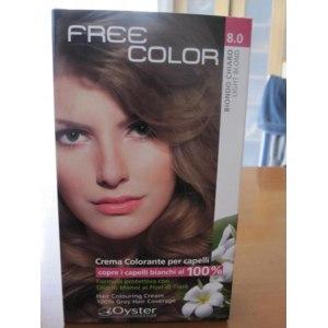 Стойкая крем-краска для волос Oyster cosmetics Free Color фото