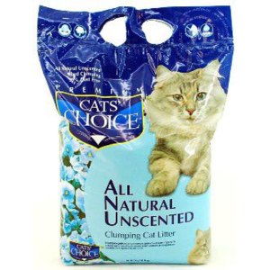 Наполнитель для кошачьего туалета Cats' Choice  фото