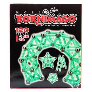 Bornimago Glow Магнитный конструктор 120 деталей фото