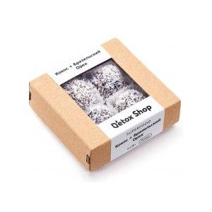 Конфеты DetoxShop C бразильским орехом и кокосом фото