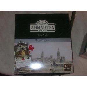 Чай в пакетиках AHMAD Earl Grey с бергамотом фото